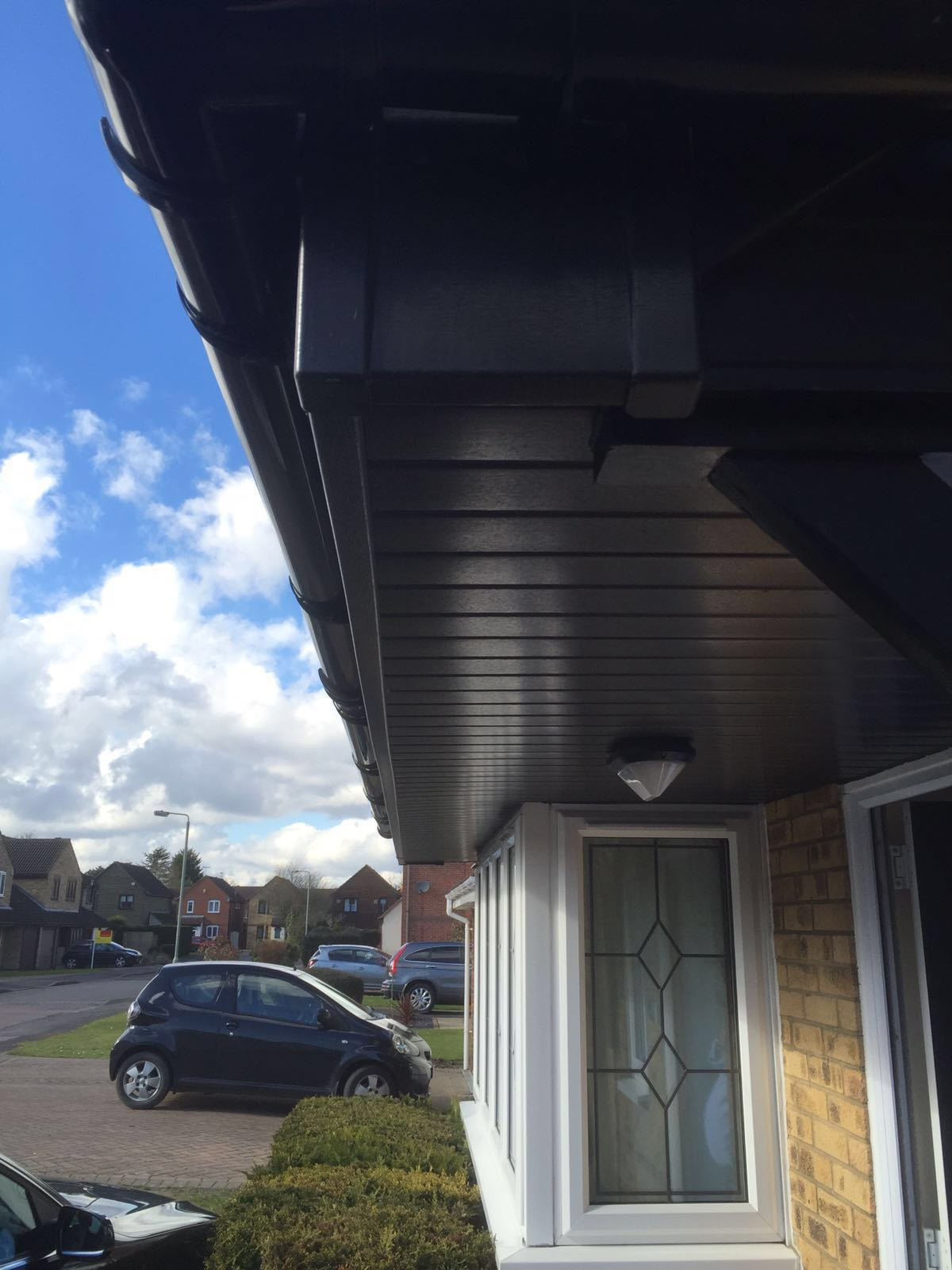 fascias soffits and guttering in wokingham