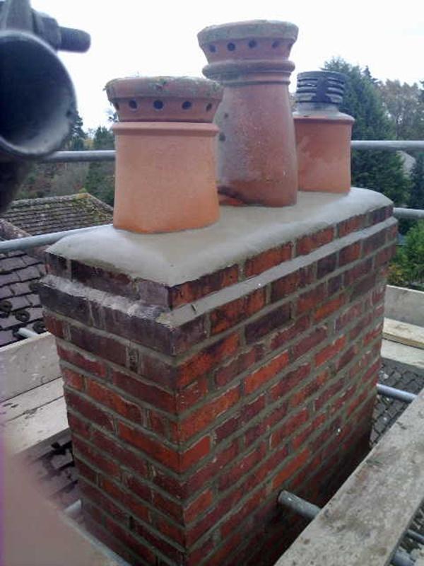 chimney repointing wokingham