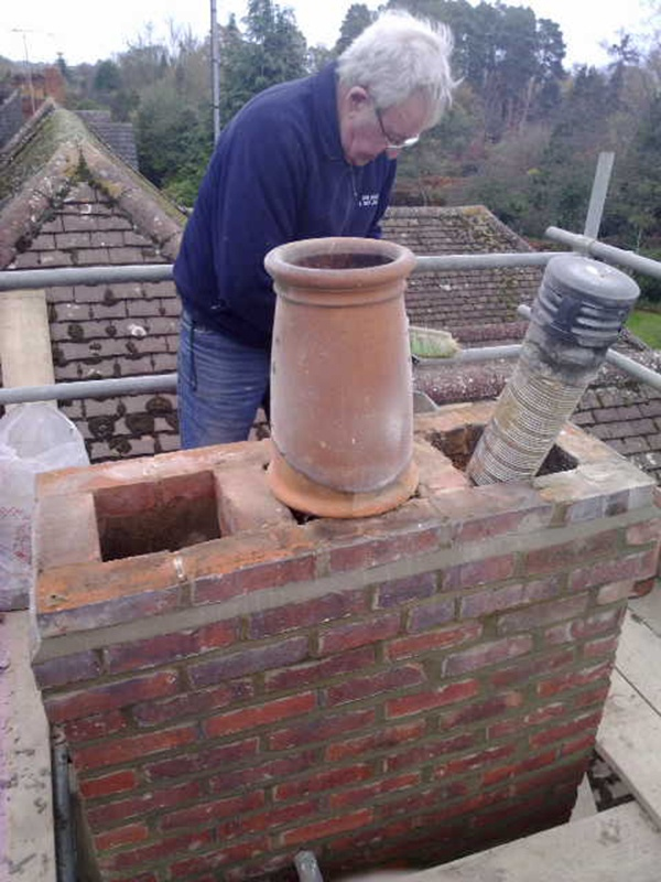 Parker Co Weather >> Chimney Repointing Wokingham & - Brian Parker Roofing Services