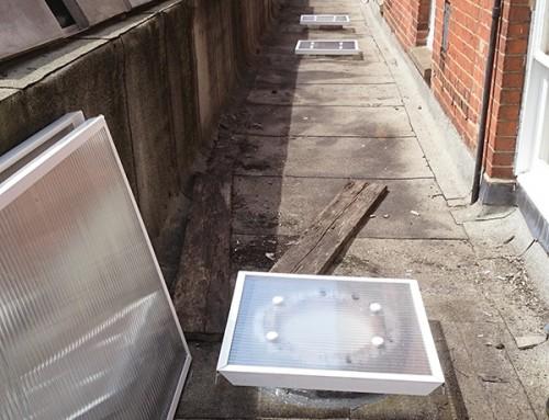 Skylight Repairs